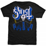 Tricou Unisex Ghost: Papa And Band