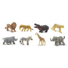 Set de figurine Savana africană, Safari