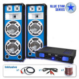 "Electronic-Star Set PA Seria Blue Star ""Bassveteran"" 1600 W"