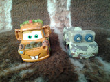 Disney Pixar Cars 1 Mcqueen + Bucsa 5 cm jucarie copii