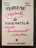 PROBLEME REZOLVATE DE MATEMATICA - Stanasila