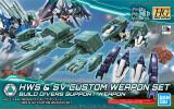 HGBC HWS & SV Custom Weapon Set 1/144