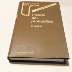 H. Ventsel - Theorie des probabilites--rf14/4
