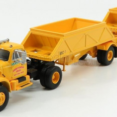 Macheta  DIAMOND - T921 TRACTOR TRUCK - 1977  - NEO 1:64