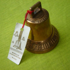 Clopotel suedez din bronz