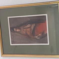 Tablou Velicu original semnat