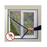Cumpara ieftin Set 2 perdele anti insecte pentru fereastra