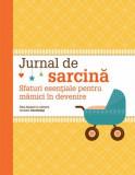 Cumpara ieftin Jurnal de sarcina. Sfaturi esentiale pentru mamici in devenire/Ziba Kashef, ART