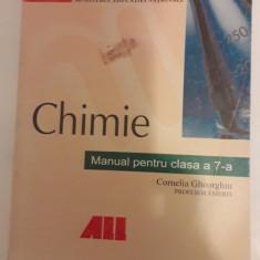 Manual de chimie pentru clasa a VII-a