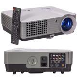 Cumpara ieftin Videoproiector LED LTC VP2000, 800 x 480, ecran LCD, telecomanda IR