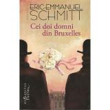 Cei doi domni din Bruxelles (Nuvele) - Eric-Emmanuel Schmitt
