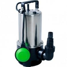 Pompa submersibila pentru apa murdara, Inox, Strend Pro OWP-750, 750W, 13500 L/h