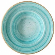 Farfurie Gourmet portelan, 30cm, adanca, Bonna-Aqua, 010109