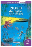 20000 de leghe sub mări. Primele mele lecturi (Nivelul 4)
