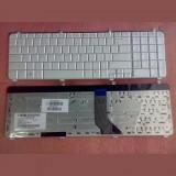 Cumpara ieftin Tastatura laptop noua HP DV7-2000 DV7-3000 WHITE