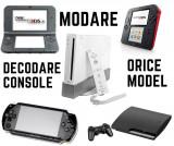 MODARE/Decodare Nintendo Wii/3DS/2DS/PSP/PS3