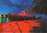 Carte postala CP TL001 Sulina - Remorcherul Galati 3