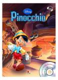 Disney Audiobook. Pinocchio (carte + CD)