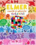 Elmer: caută și găsește culorile, Pandora-M