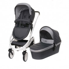 Carucior 2 in 1 Cosmo 4Baby Dark Grey