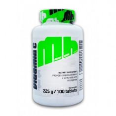Vitamin C+ Rose Hips, 100 tablete