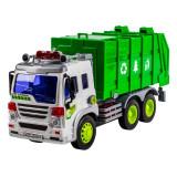 Masina de gunoi City Sanitation, sunete si lumini, 28 x 10 x 11 cm