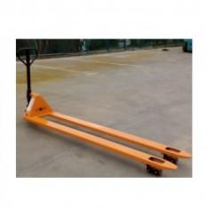 Transpalet manual cu brate lungi LIFTEX Easy 25, 2 tone