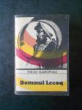 EMIL GABORIAU - DOMNUL LECOQ (Colectia ENIGMA)