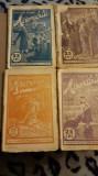 Mizerabilii - Victor Hugo volumele 1 , 3 , 4 , 5