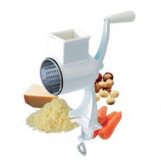 Masina de Macinat Nuca sau Branza, Material Fonta, Culoare Alb, Handy KitchenServ