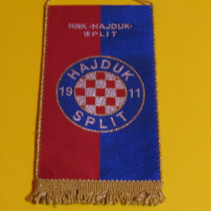 Fanion fotbal - HAJDUK SPLIT (Croatia)