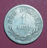 A5663 1 leu 1924 Bruxelles