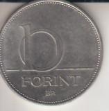 Moneda 10 forinti, Ungaria, 1994