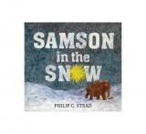 Samson in the Snow