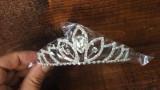 Tiara cu cristale pentru mireasa