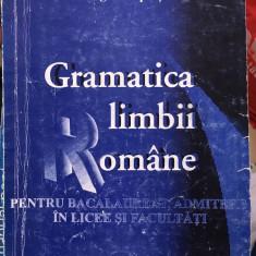 Gramatica Limbii Române - Cezar Tabarcea