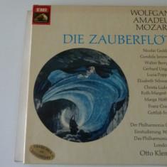 Mozart- Flautul fermacat - Otto Klemperer