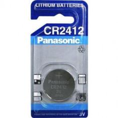 Baterie litiu Panasonic CR2412 3V