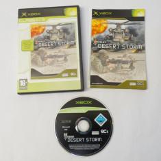 Joc Xbox Classic - Conflict Desert Storm