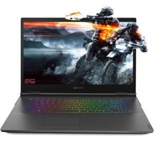 Laptop Lenovo Legion Y740-17IRH 17.3 inch FHD Intel Core i7-9750H 16GB DDR4 1TB SSD nVidia GeForce GTX 1660 Ti 6GB Black