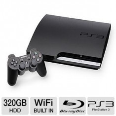 Consola SONY PlayStation 3 320 GB SH