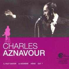 Charles Aznavour Lessentiel 2003 (cd)
