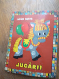 JUCARII, CARTE 3D-  AGNIA BARTO,  1978