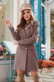 Rochie elegantă gen sacou