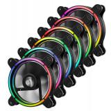 Ventilator pentru carcasa Enermax T.B. RGB LED 6 Fan Pack