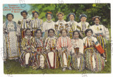 2526 - DUMITRESTI RM. SARAT, Buzau, ethnic women - old postcard - unused
