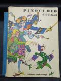 Cumpara ieftin Pinocchio - C. Collodi - ilustratii Val Munteanu - trad. D. Panaitescu - 1975, Ion Creanga