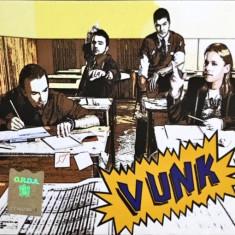 Vunk - Ca Pe Vremuri (1 CD)