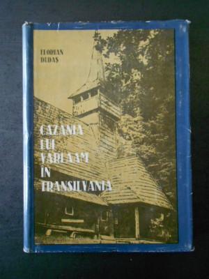 FLORIAN DUDAS - CAZANIA LUI VARLAAM IN TRANSILVANIA foto