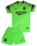 Compleu Echipament fotbal pt copii FC Barcelona MESSI model 2018-2019